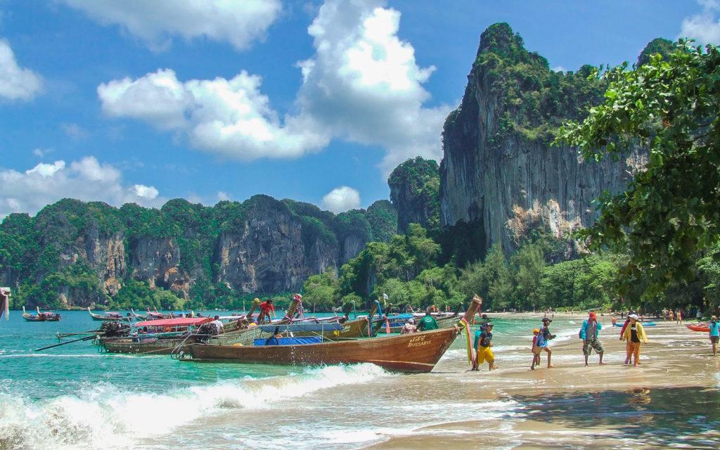 Strände Thailands
